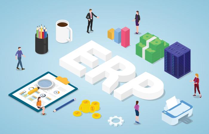 6 συχνές ερωτήσεις σχετικά με το λογισμικό ERP